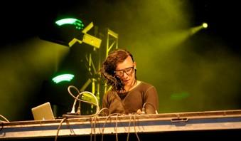 Skrillex DJ pic